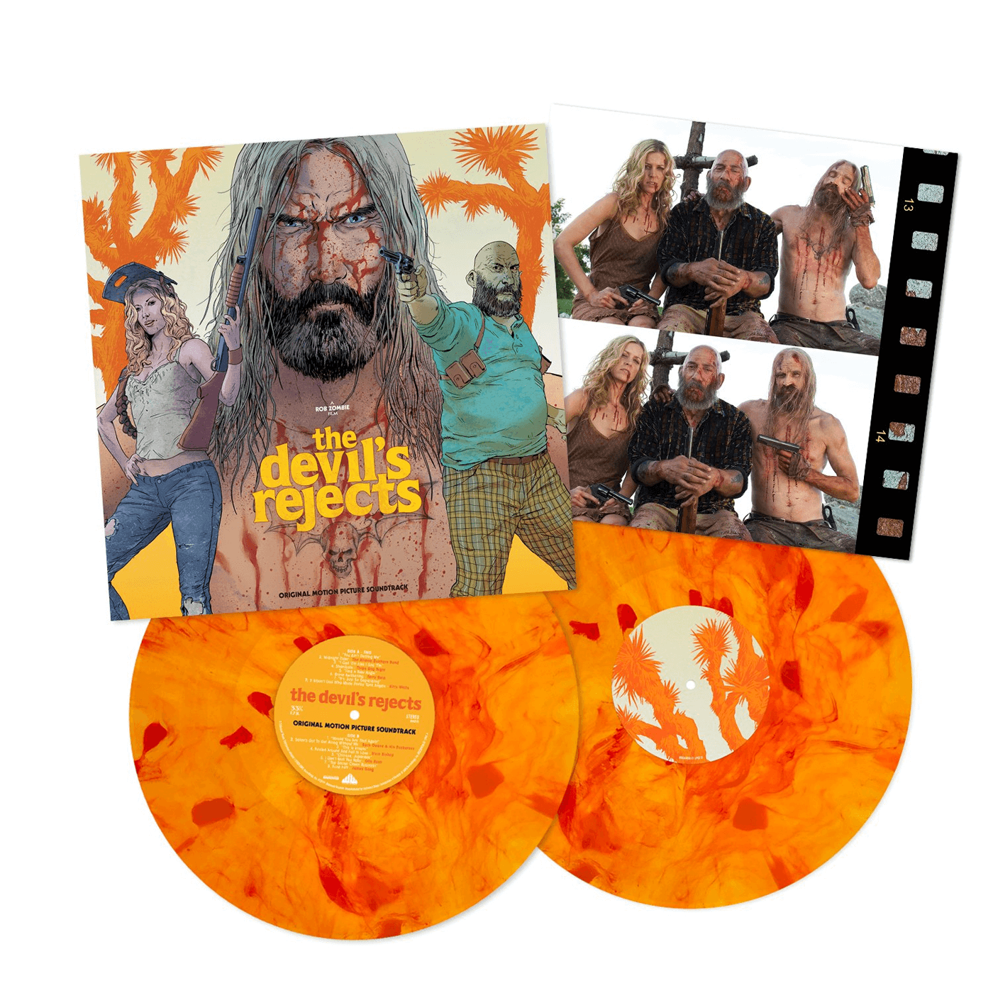 The 3 from Hell Soundtrack is Coming to Vinyl, Listen to 3