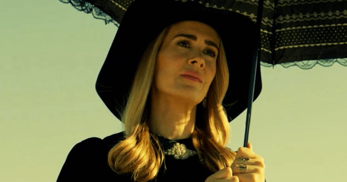American Horror Story: Sarah Paulson On Why She Keeps