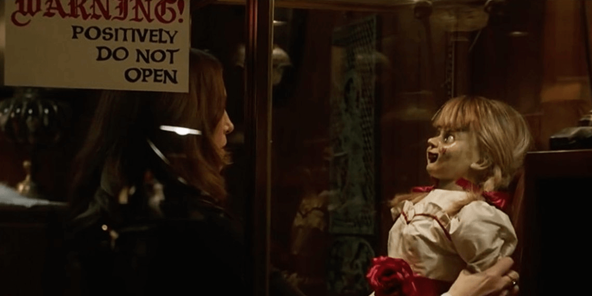 Annabelle comes home release date