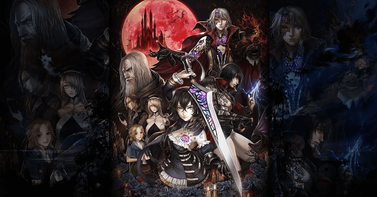 October 2019 Playthrough - Bloodstained: Curse of the Moon