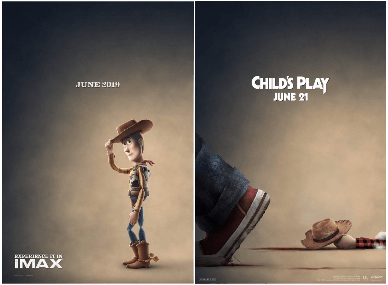 Child's Play Trolls Toy Story 4 in Latest Promo Image | Dead