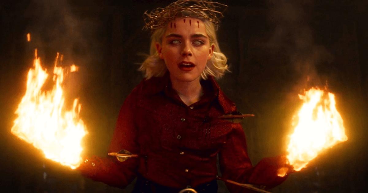 Sabrina Goes To Hell Roberto Aguirre Sacasa Teases