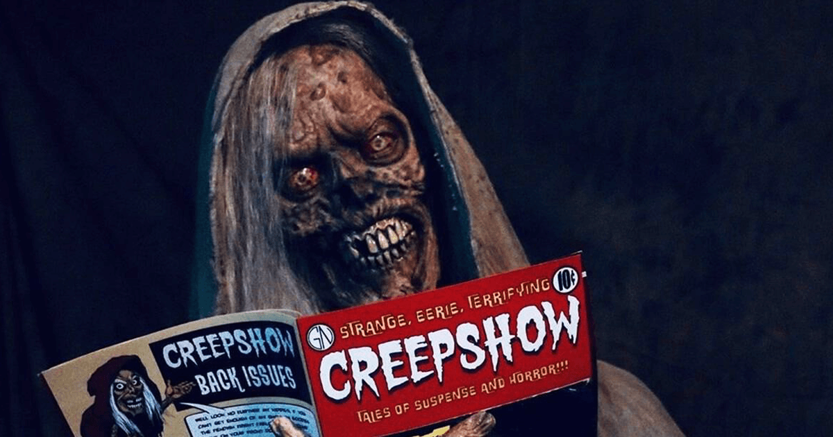 Creepshow Host 'The Creep' is Getting His Very Own NECA Action Figure | Dead Entertainment