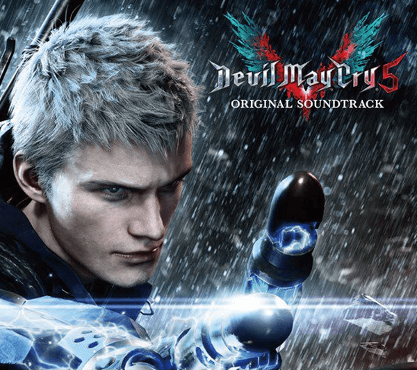 Devil May Cry 5 Getting Five-Disc Original Soundtrack In