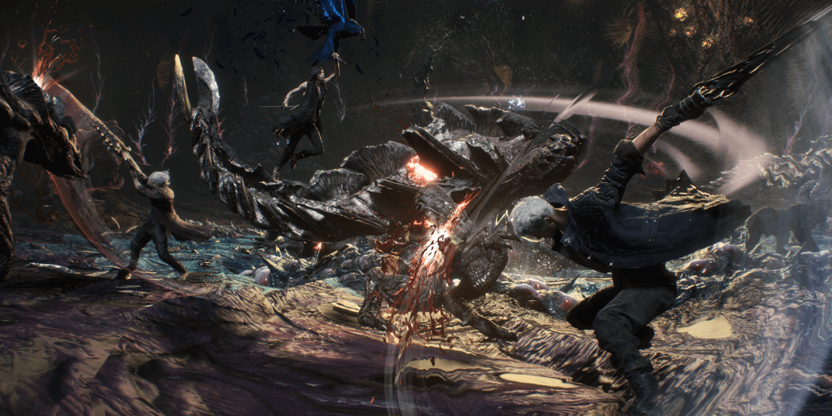 Devil May Cry 5's Campaign is Around 16 Hours Long | Dead Entertainment