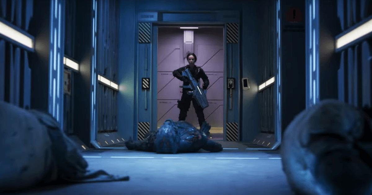 First Trailer for DOOM: ANNIHILATION Drops | Dead Entertainment