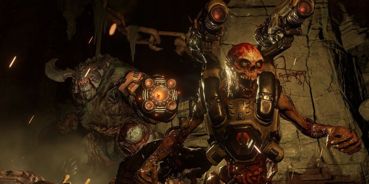 Doom Slayers Collection Includes Four Demon Slaying Classics