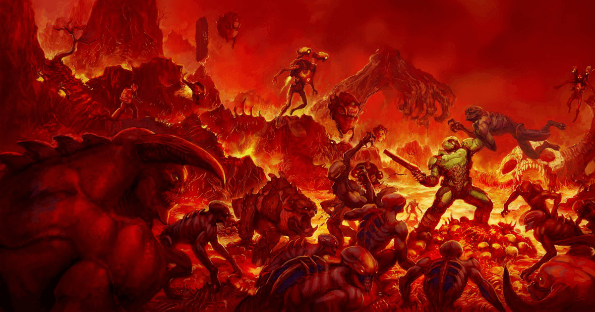 Doom Soundtrack Finally Coming To Vinyl And Cd Dead