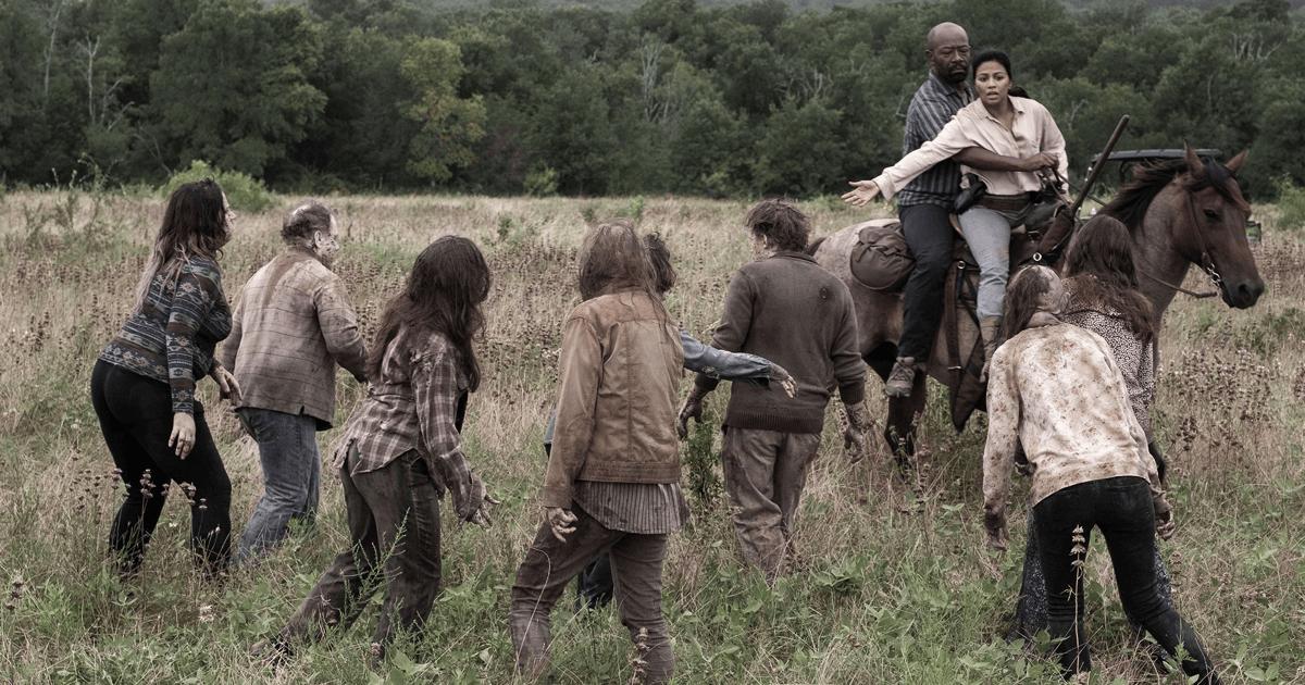 The Walking Dead Cliffhanger