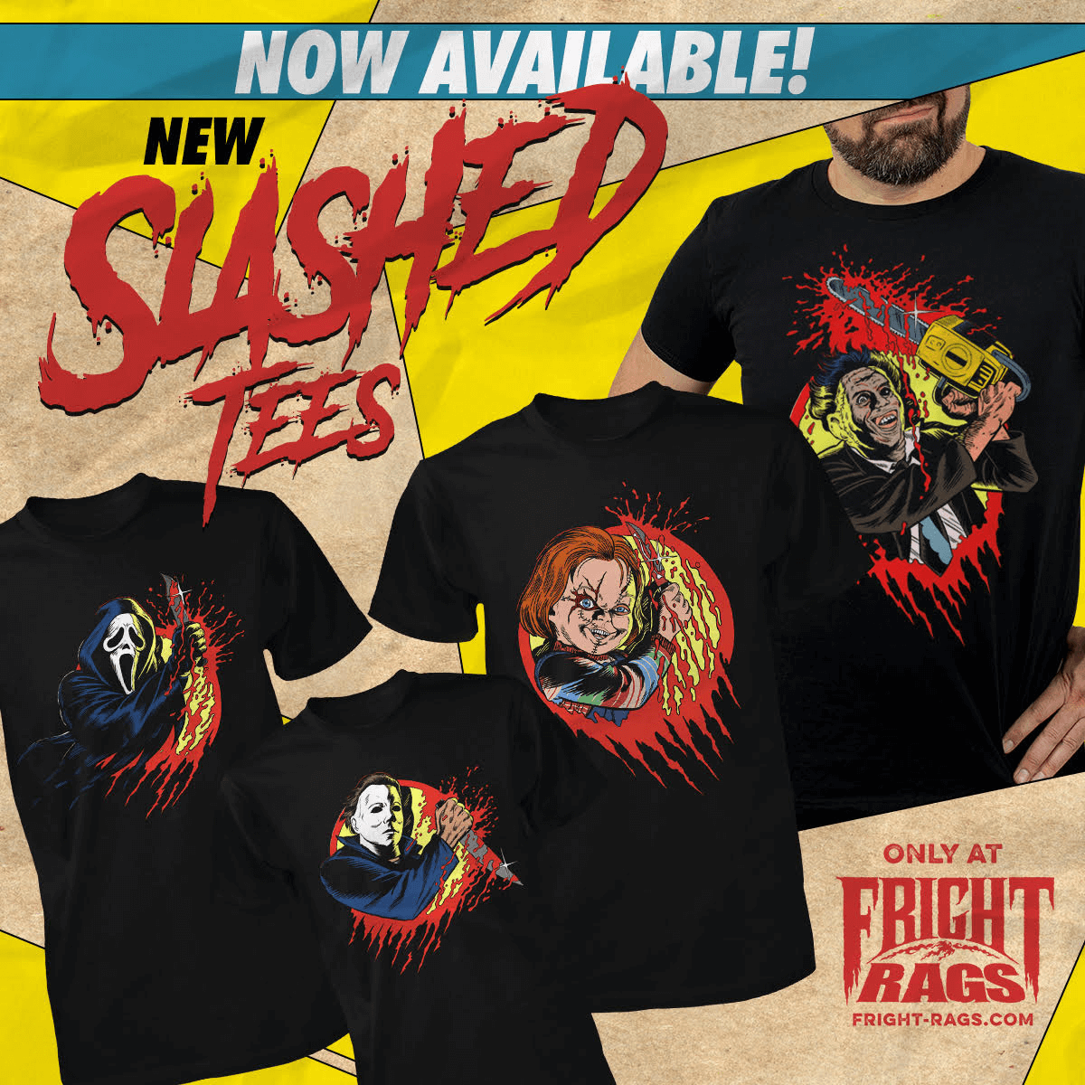 The Latest Collections from Fright-Rags Will Haunt You