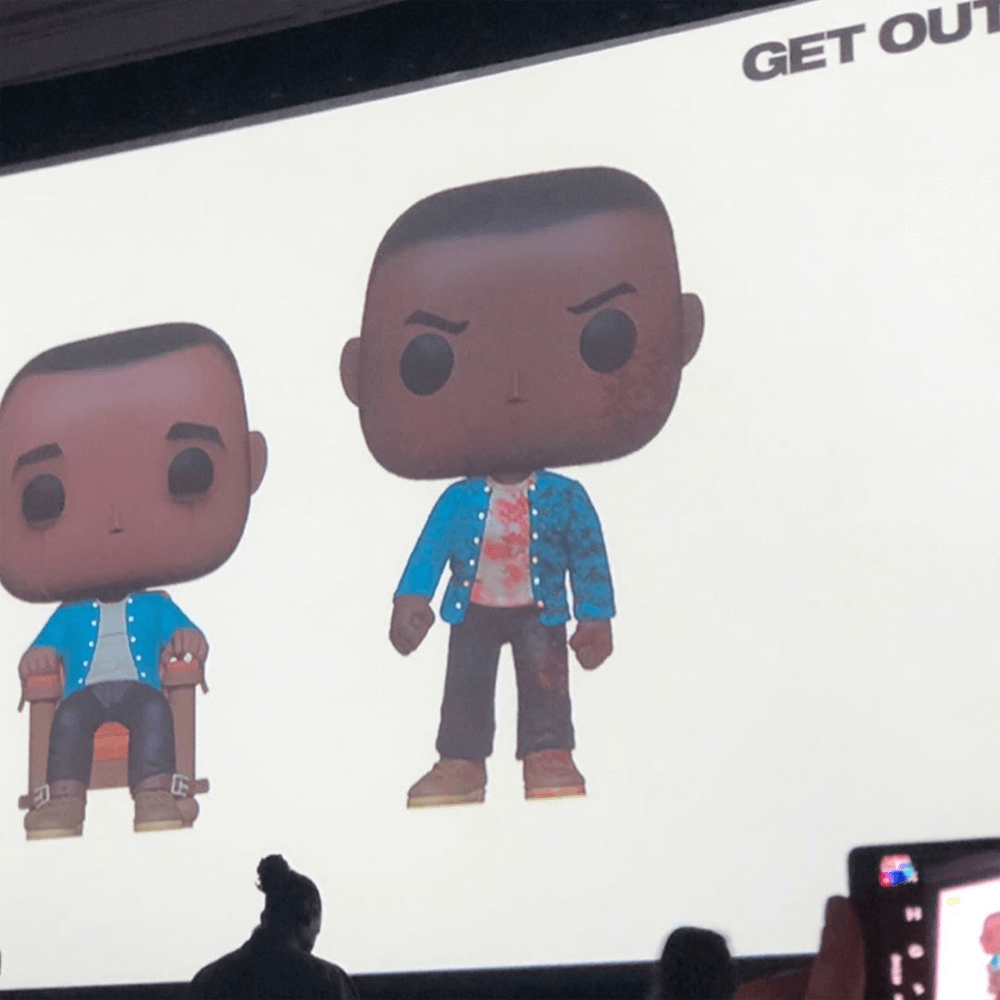 Funko Developing Pop! Figures for Jordan Peele's Get Out and
