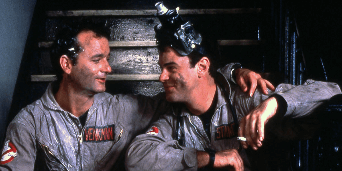 Dan Aykroyd confirms original Ghostbusters cast returning for the sequel