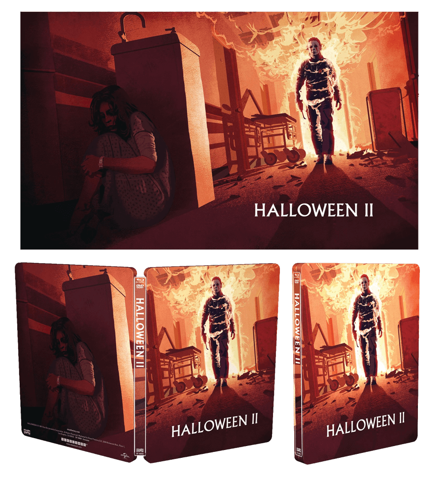... are scheduled to hit the streets later this year on October 9th, which is conveniently just in time for David Gordon Green's upcoming Halloween film.