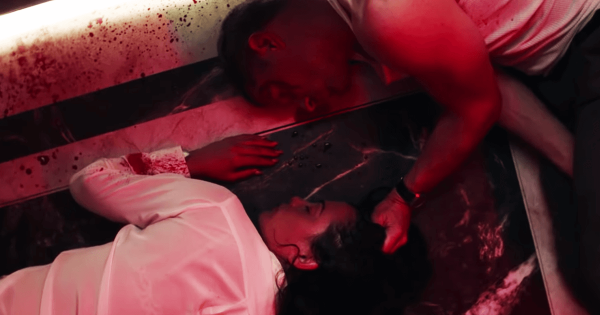 Hulu's Into the Dark Goes Full Valentine's Day in Official