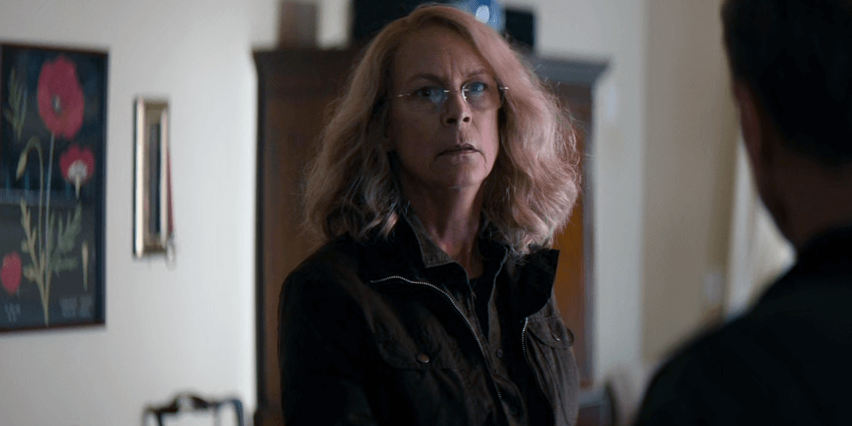 Jamie Lee Curtis Shares Photo From First Day Filming