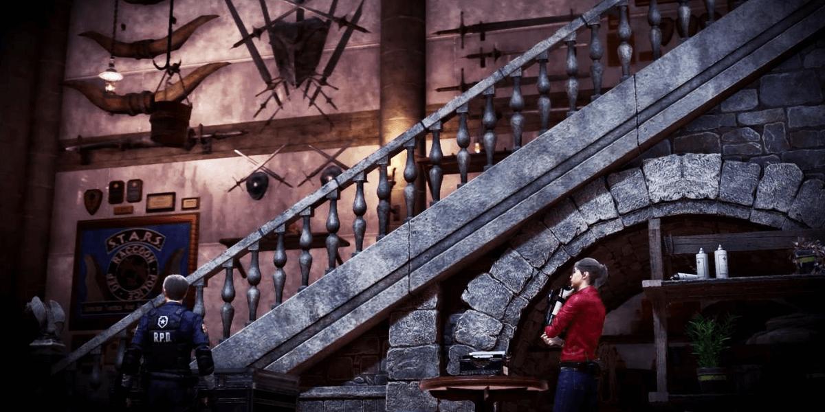 Resident Evil Arrives In Monster Hunter World Iceborne