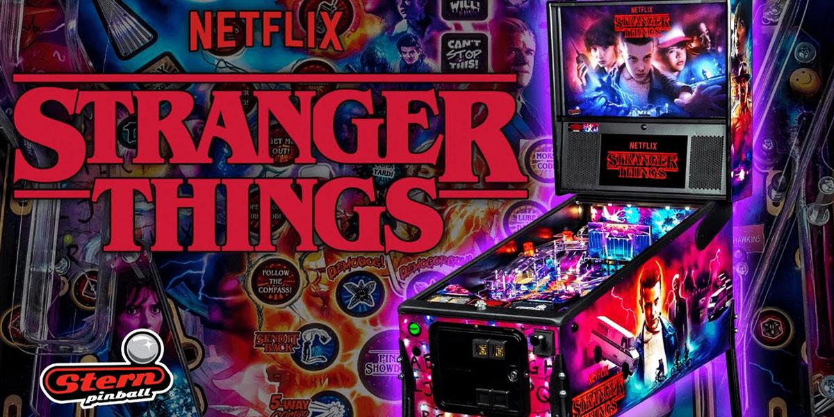 Stranger Things Pinball - Premium Trailer