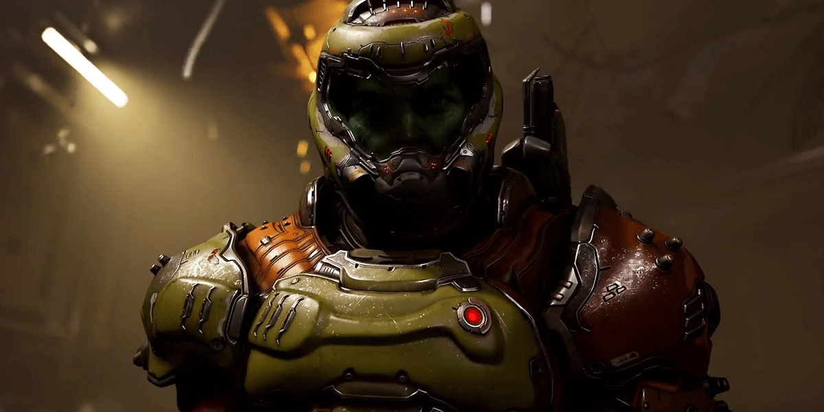Raise Some Hell With This Limited Edition Doom Eternal Print