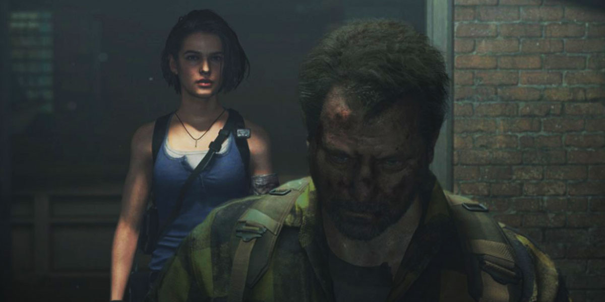 Small Resident Evil 2 Update Adds Letter From Re3 S Jill Read The