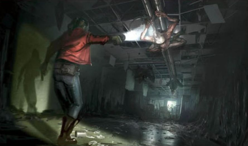 New Resident Evil 2 Details And Concept Art Emerge From Famitsu