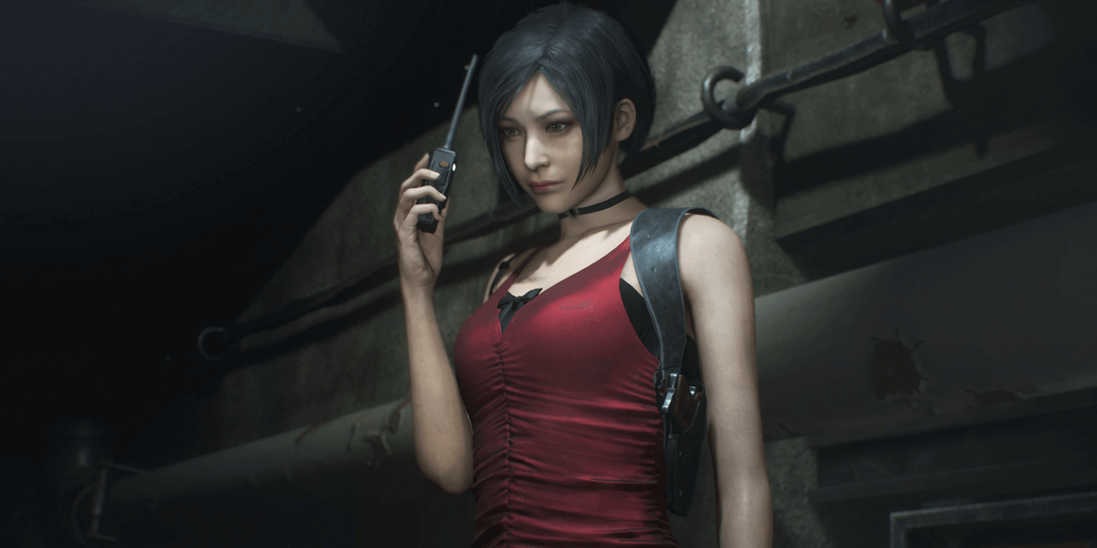 Latest Resident Evil 2 Screenshots Pull Back The Curtain On Ada