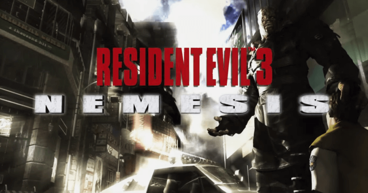 Re Experience Resident Evil 3 Nemesis With Hd Graphics Dead