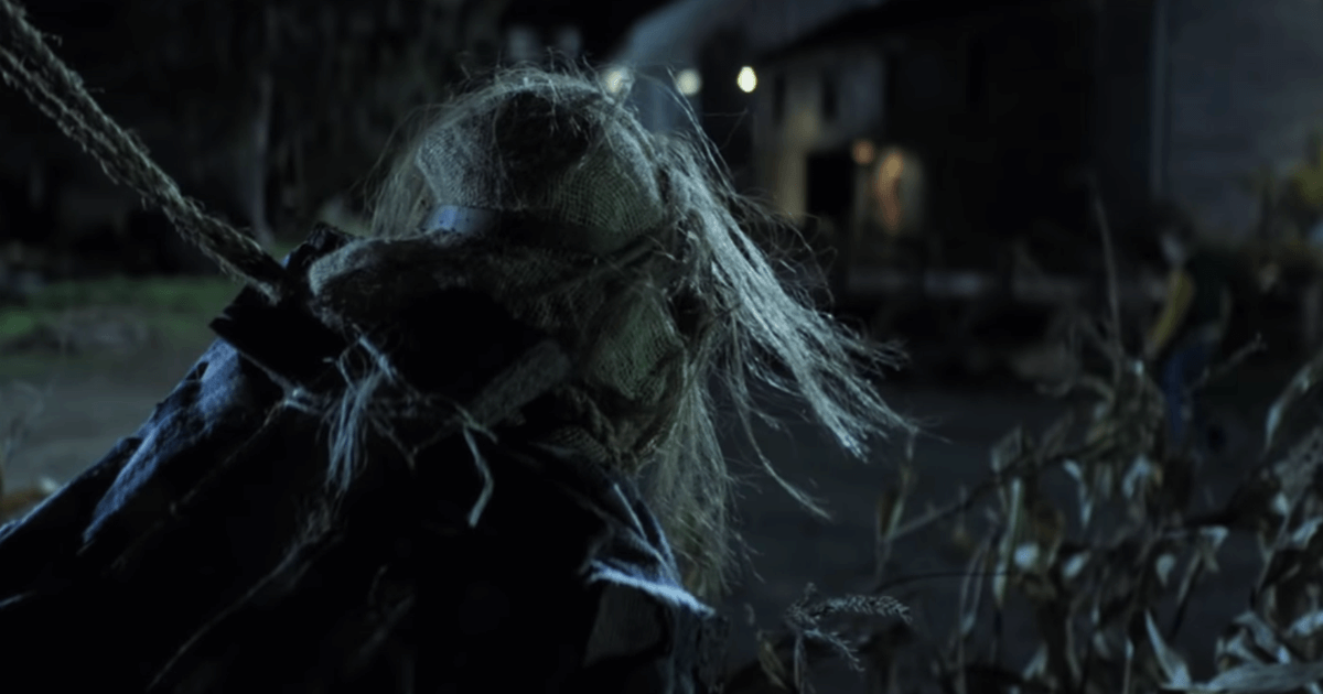 The Official Teaser Trailer for the Scary Stories to Tell in