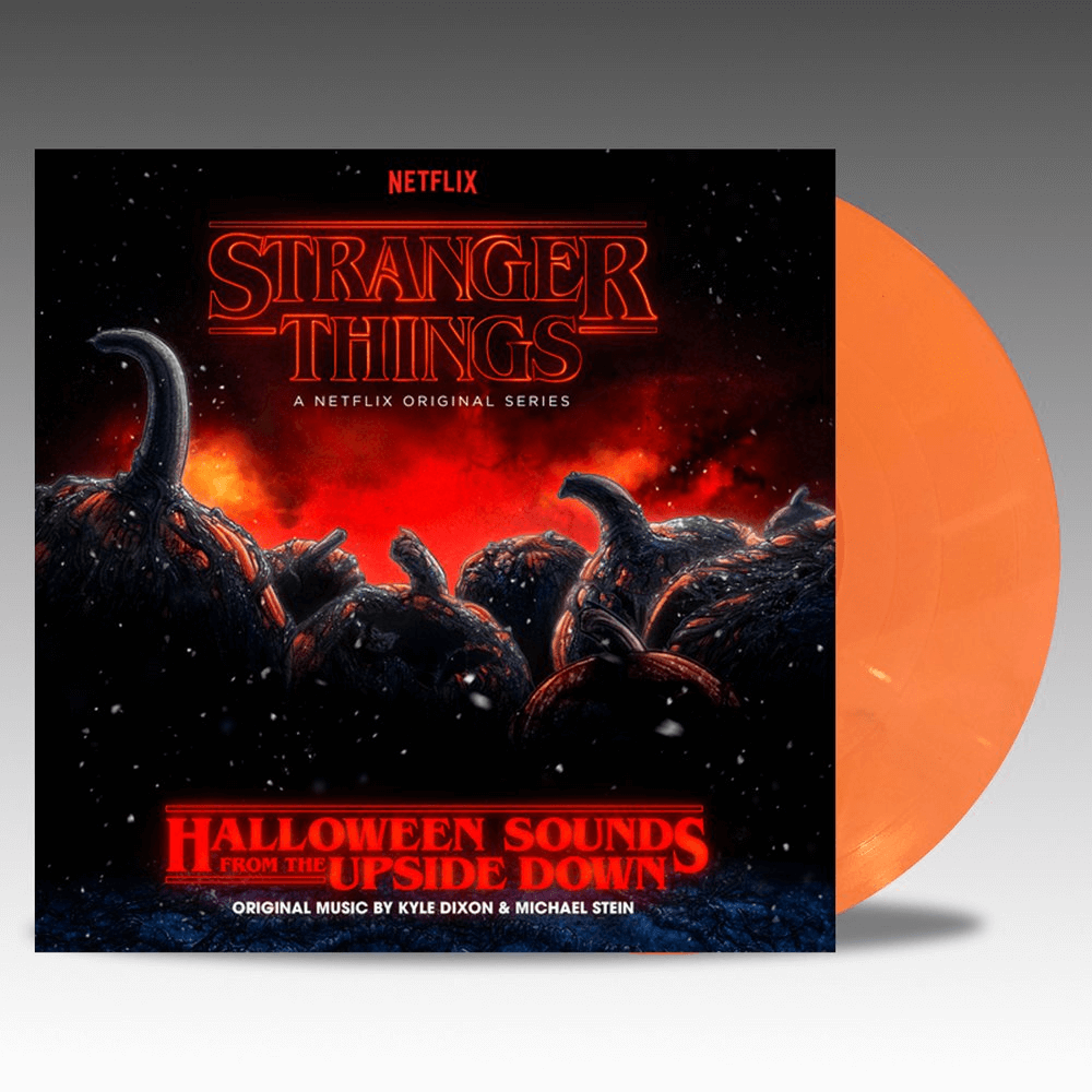 Stranger Things Brings You Halloween Sounds from the Upside