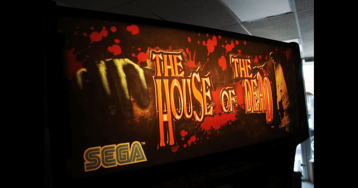 The First Two House Of The Dead Games Are Being Remade Dead