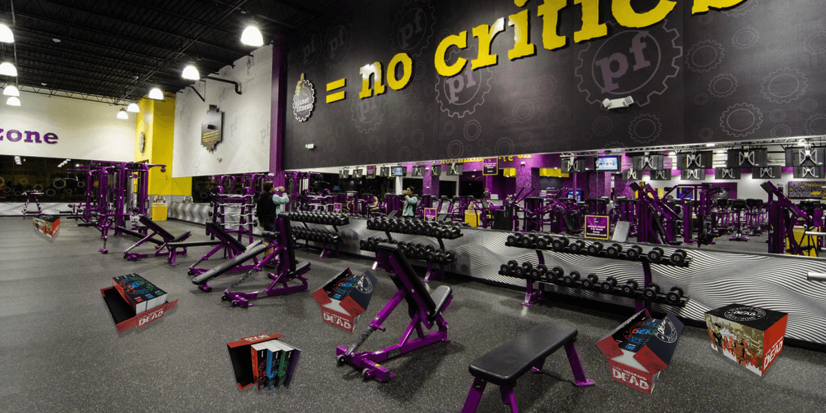 Planet Fitness Adds The Walking Dead Compendium Box Set To Its Weight Racks Dead Entertainment
