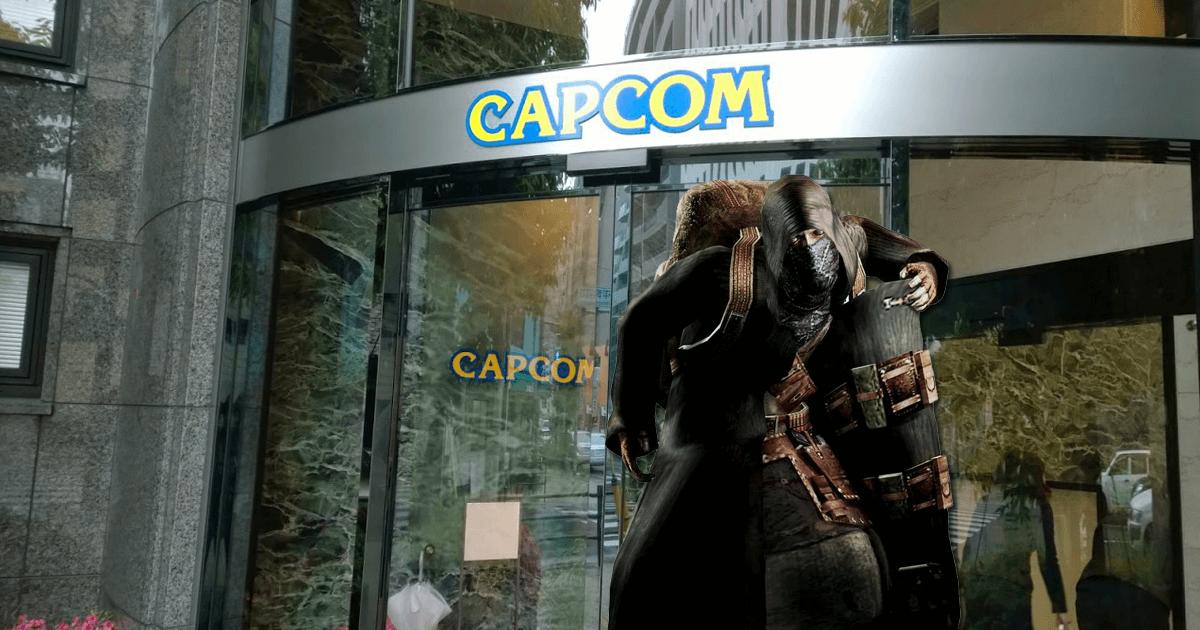 Mysterious Merchant Infiltrates Capcom Headquarters Destroys Resident Evil 2 Remake Assets Dead Entertainment