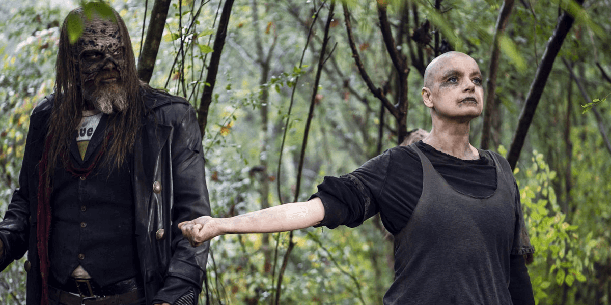The Walking Dead S Angela Kang Talks Whisperers Conflict