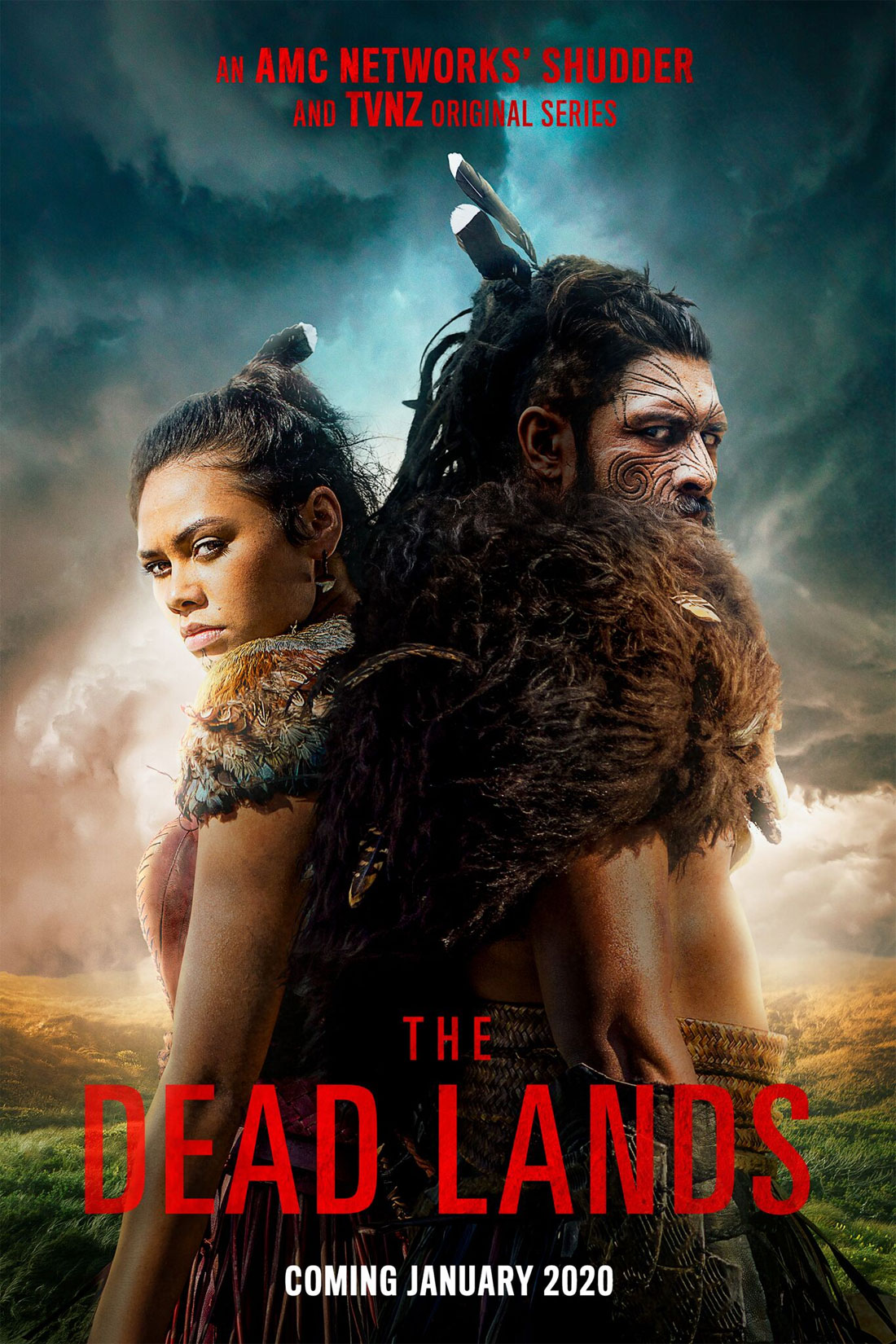 dead lands series january shudder trailer bloody unleashes official horror shudders copied link release date