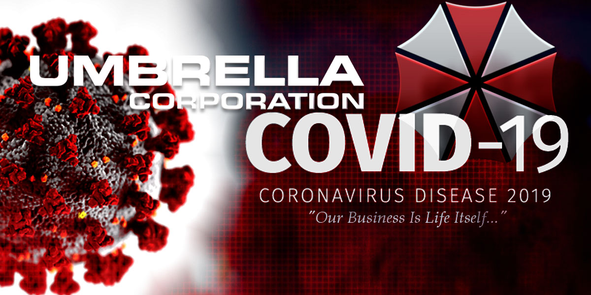 Umbrella Corporation Assures World It Not Responsible for ...